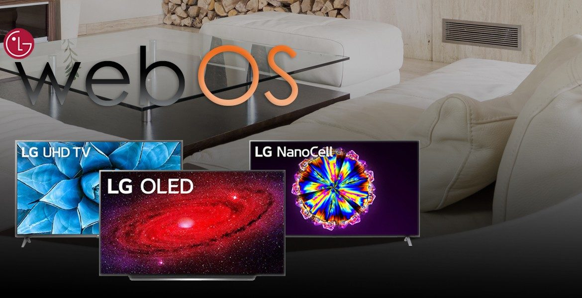 LG WebOS Smart TV Israel