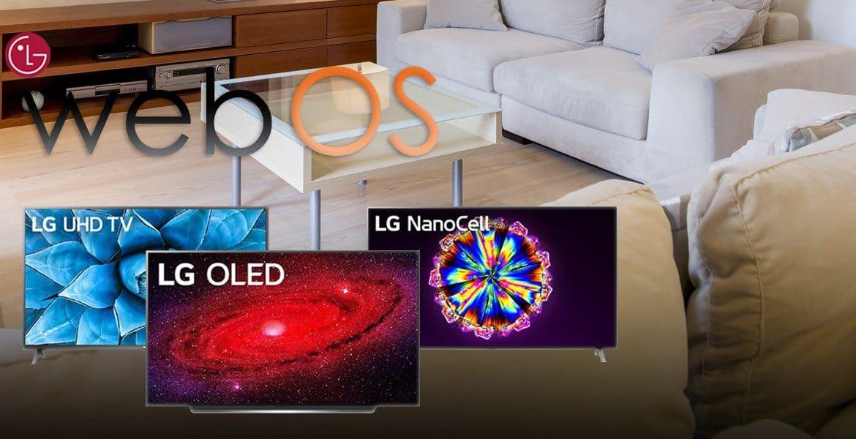LG WebOS Smart TV Israel