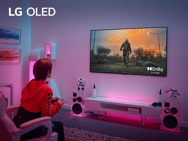 חברת LG תתמוך לראשונה בעולם ב-Dolby Vision HDR ברזולוציית 4K וב-120Hz