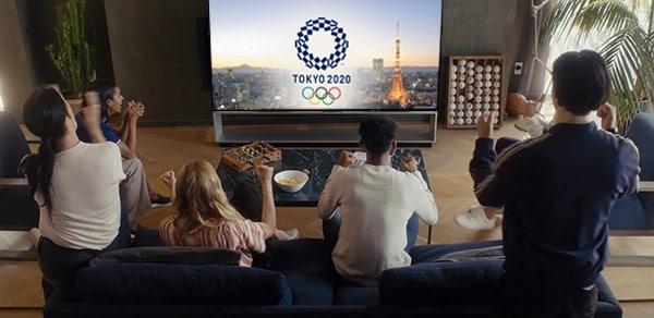 אולימפיאדת טוקיו ב-UHD 4K