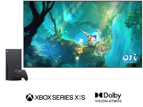 משחקי Dolby Vision זמינים בקונסולת Xbox Series X, Series S